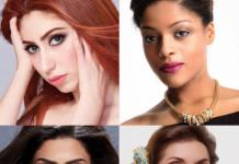 Miss Power Woman Contestants