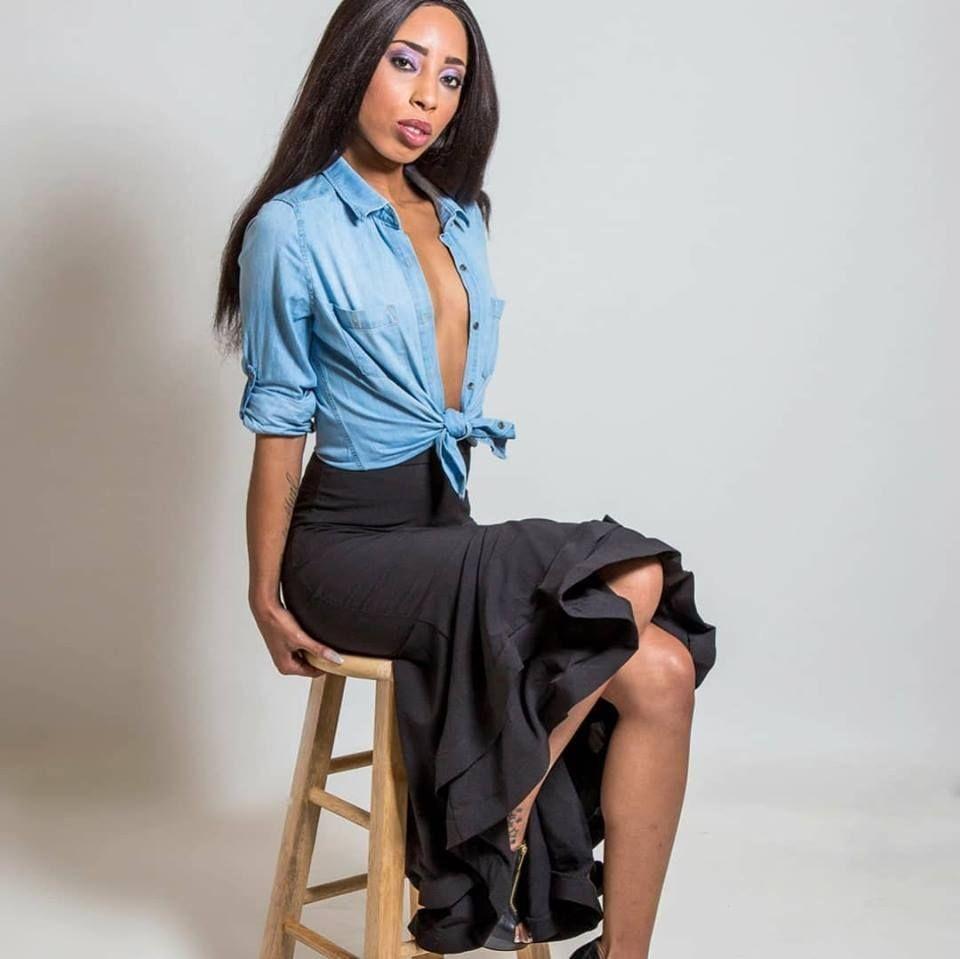 Porscha Davis - Ms. Megaverse Texas USA 2018
