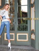 Candice Swanepoel – Miss Sixty Spring/Summer Collection 2018