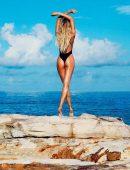 "1522374468 947 candice swanepoel in tropic of c swimwear collection - Candice Swanepoel in ""Tropic of C"" Swimwear Collection"