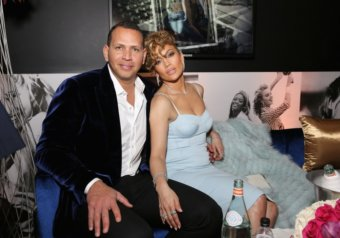 Jennifer Lopez – Guess Spring 2018 Campaign Reveal in Los Angeles
