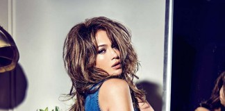 Jennifer Lopez for Guess Jeans on Instagram