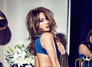 Jennifer Lopez for Guess Jeans on Instagram